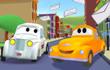 汽车城之拖车汤姆 第2季第15集