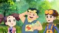 酷杰的科学之旅森林探险第7集