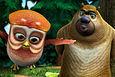 熊出没之环球大冒险第13集