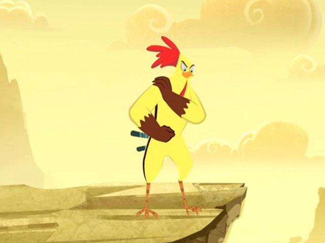 小鸡不好惹之咸蛋寺第3集